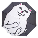 Shop Rip N Dip Lord Nermal Umbrella Black | UK Skate Shop | Tuesdays
