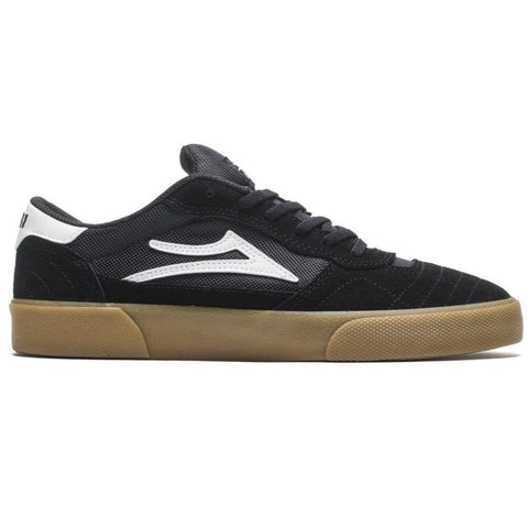 Buy Lakai Cambridge Shoe Black Suede/Gum Sole. Stitched reinforced toe box. Lakai tech absorbing insole. Lakai heel tab detailing. Custom Lakai patterned tread. See more Shoes? Spend £50.00+ for fast FREE UK Delivery. Skateboarding Shoes at Tuesdays Skate Shop UK | #1 in the UK for Skate Trainers.