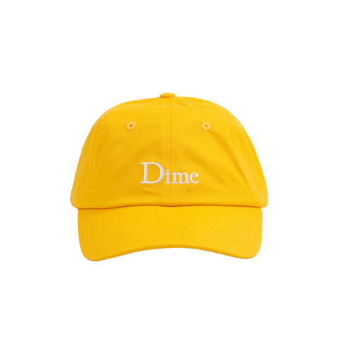 Buy Dime MTL Classic Cap Yellow. Shop the biggest and best range of Dime MTL in the UK at Tuesdays Skate Shop. Fast Free delivery, 5 star customer reviews, Secure checkout & buy now pay later options.