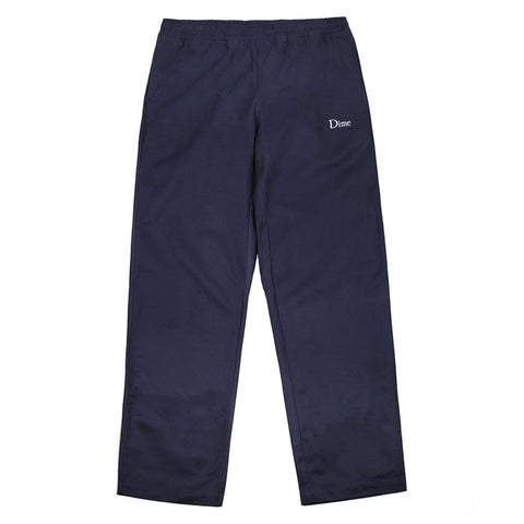 Dime Twill Pants Navy | Mens Skateboading Trousers | UK Skate Shop