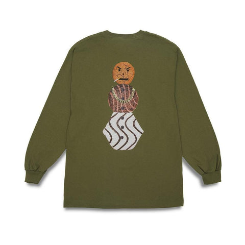Buy Quartersnacks Classic Snackman Longsleeve T-Shirt Olive. 100% Soft cotton construct. Front and Back print detailing. For further information on any of our products please feel free to message. See more Quartersnacks? Fast Free UK Delivery, Worldwide Shipping. Skateboarding L/S Tee's at Tuesdays Skate Shop | UK. Fast Free Delivery and Shipping. Buy Now pay later with Klarna and clearpay, payment plans.