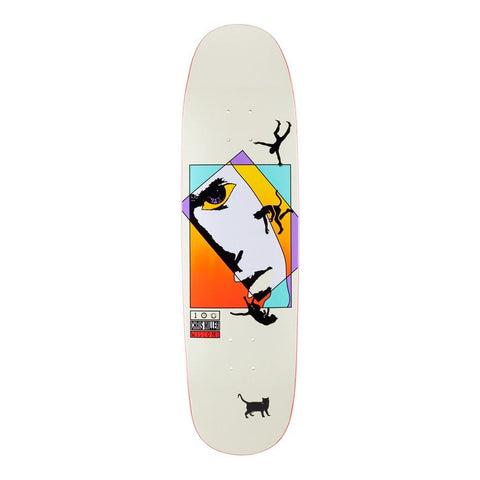 "Buy Welcome Skateboards Miller Faces On Catblood Shaped Skateboard Deck 8.75"" Best for Shaped Decks in the UK, #1 stockist. Drop us a message in the chat to let us know if you would like it applied or not. Best range of welcome Shaped Decks in the UK. Klarna & ClearPay payment plans, Pay in 3 or 4. Tuesdays Skateshop Greater Manchester. Best for Skateboarding."