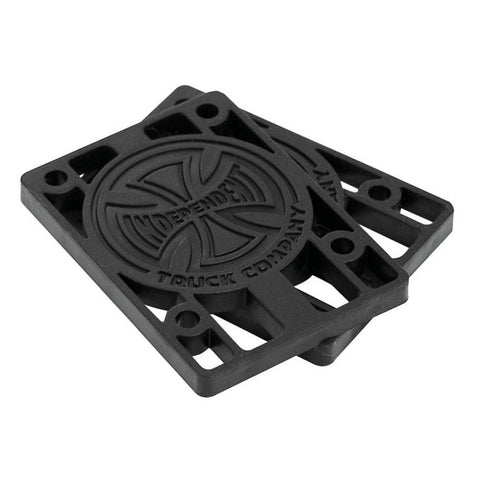 Buy Independent Truck Co. Shock Riser Pads. 1/8 Shock Pad. Feel free to drop us a message for any further assistance. Open chat bottom right. Fast Free delivery and shipping options at Tuesdays Skateshop. #1 for Skateboarding in the UK. Buy now pay later with Klarna and ClearPay payment plans at checkout, pay in 3 or 4.