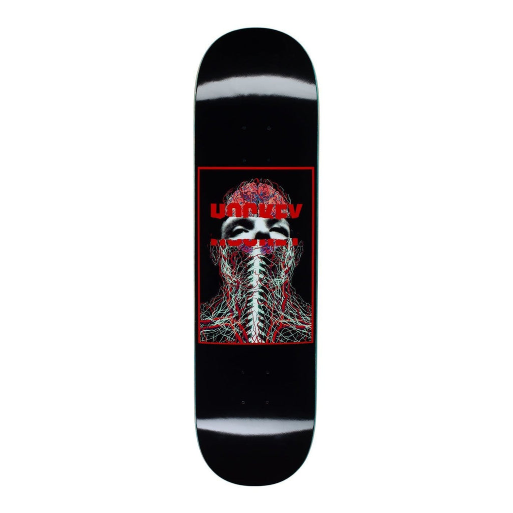 "Buy Hockey Skateboards Nerves John Fitzgerald Skateboard Deck 8.25"". All decks come with free Jessup griptape, please specify in the notes at checkout or drop us a message in the chat if you would like it applied or not. Buy now Pay Later with Klarna & ClearPay payment plans. Fast Free Delivery. Free MOB or Jessup grip tape. Tuesdays Skateshop, Bolton 