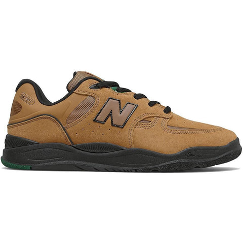 Buy New Balance Numeric 1010 Tiago Lemos Shoe Brown/Green. A fitting 90's inspired silhouette for Tiago. Suede/Mesh Uppers. Plush FuelCell midsole for a comfortable a durable wear on the heel. No Sew overlays for a seamless sleek finish. See more Nb#. Fast Free Delivery and shipping options. Buy now pay later with Klarna or ClearPay payment plans at checkout. Tuesdays Skateshop, Greater Manchester, Bolton, UK.