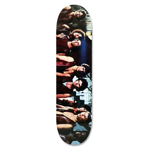 "Buy Skateboard Café Warriors Play Skateboard Deck. 8.25"" X 31.9"" All decks come with free jessup grip and next day delivery, please specify in notes if you would like grip applied or not. Tuesdays Skate Shop. Fast Free UK and EU delivery options, Worldwide shipping. Bolton, Greater Manchester UK. Buy now pay Later with Klarna and ClearPay payment plans at checkout."