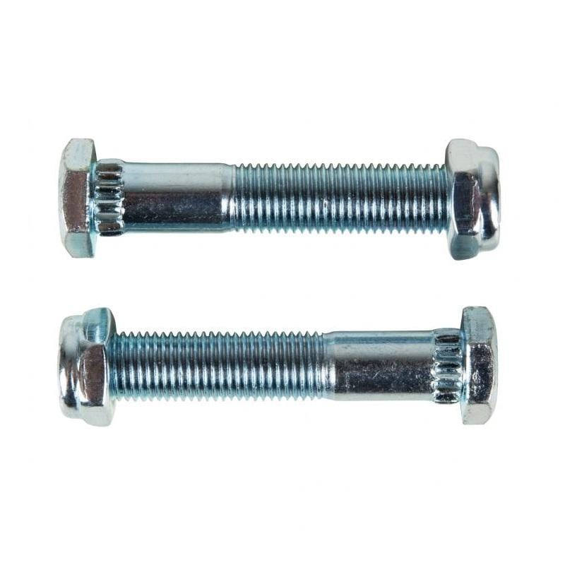 Buy Kingpin Kit Replacement (Full Set) Silver Set of 2 Kingpin bolts with nut. Suitable for most skateboard trucks. Silver For further information on any of our products please feel free to message. Fast Free UK delivery, Worldwide Shipping.