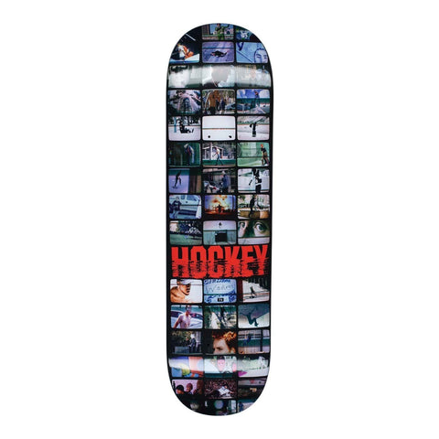 "Buy Hockey Skateboards Screens Skateboard Deck 8.38"". All decks come with free Jessup griptape, please specify in the notes at checkout or drop us a message in the chat if you would like it applied or not. Buy now Pay Later with Klarna & ClearPay payment plans. Fast Free Delivery. Free MOB or Jessup grip tape. Tuesdays Skateshop, Bolton 