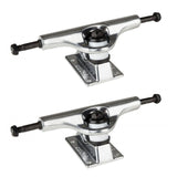 "Buy Sushi Pagoda Raw Trucks 5.25 Raw Silver (Set of 2 Trucks) Suitable for decks 7.75"" - 8.25"". Great price point set of trucks at only 20 gbp (sold as pair) Fast free UK delivery on orders £50 and over, Global Shipping."
