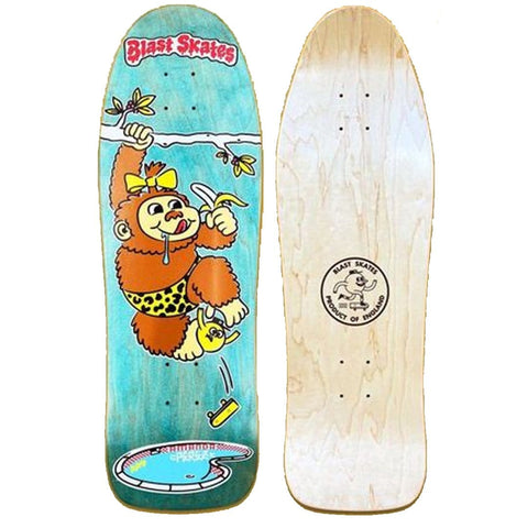 "Buy Blast Skates Amanda Pérez Signature Shaped Skateboard Deck 9.75"" Wheelbase - 14.5"" Pressed, Shaped & finished in England. Free Jessup griptape with all Deck, please specify in notes or messenger if you would like it applied or not. Buy now pay later with Klarna or ClearPay payment plans at checkout. Fast Free Delivery and shipping options. Tuesdays Skateshop, Greater Manchester, Bolton, UK."
