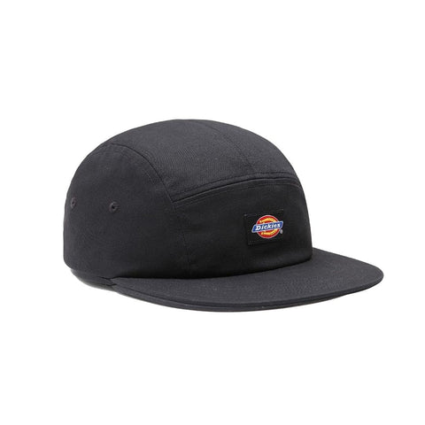 Buy Dickies Albertville 5-Panel Cap Black. 5-Panel construct baseball cap. Woven tab detailing front central & at back closure. Adjustable strap with snap clip, OSFA. Best for Dickies at Tuesdays Skateshop. Fast Free delivery, 5 star customer reviews, secure checkout & buy now pay later options with Klarna or ClearPay.