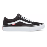 Vans Old Skool Pro Skate Black White UK Skate Shop Tuesdays Free Delivery Global Shipping
