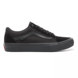 Vans Old Skool Pro Shoes Blackout #1 for Vans in the UK @ Tuesdays Bolton