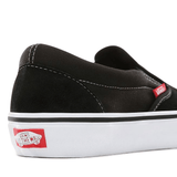 Vans Slip-On Pro Shoe Black/White/Gum