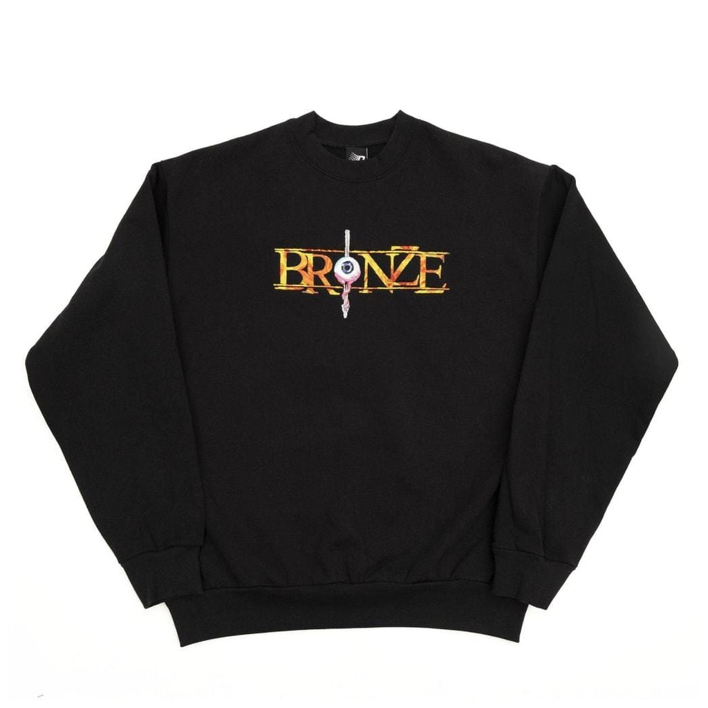 Buy Bronze 56k Always Hard Embroidered Sweatshirt Black. 100% Cotton construct. Heavy 14 oz sweat. Front embroidered Sophisticated detailing. For further information on any of our products please feel free to message. See more Bronze 56k? Fast Free UK Delivery, Worldwide Shipping. Widest range of Bronze 56k in the UK. Buy now pay later with Klarna and ClearPay payment plans, Pay in 3 or 4, Tuesdays Skateshop, Bolton, UK.