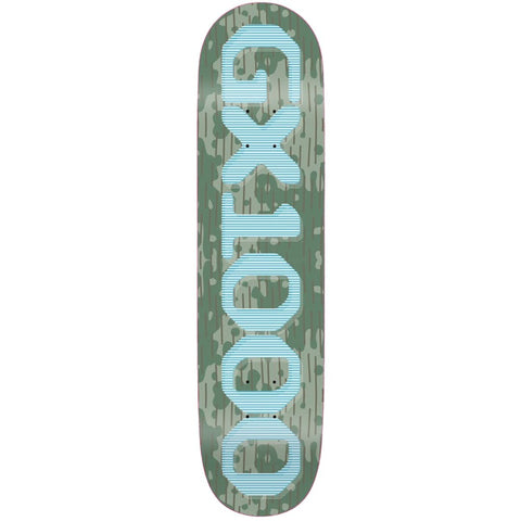 "Buy GX1000 OG Rain Camo Skateboard Deck 8"" All decks come with free Jessup grip. Drop us a message in the chat to let us know if you would like it applied or not. See more Decks? Biggest and Best range of GX1000 in the UK. Klarna & ClearPay payment plans, Pay in 3 or 4. Tuesdays Skateshop Greater Manchester. Best for Skateboarding."