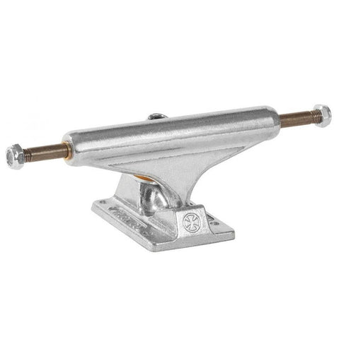indi trucks for 7.75 8 8.1 8.125 8.25 Independent Truck Co. Stage 11 Standard Raw Skateboard Trucks 139 MM truxs trux truks trucs trucks truck standard indy indy trucks indy independent