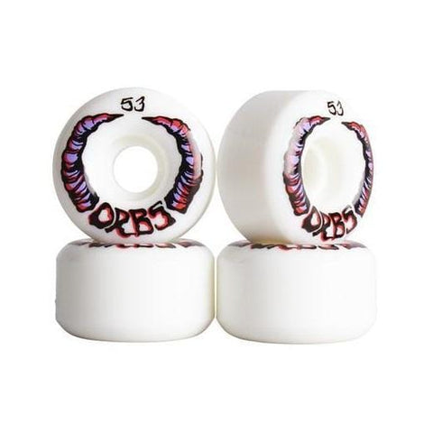 Buy Orbs Specters Skateboard Wheels 53 MM 99 A. Flat spot resistant whilst maintaining Slidability. See more Wheels? Shop the best range of wheels in the UK at Tuesdays Skateshop. Fast Free delivery options, multiple secure checkout methods and Buy now pay later with ClearPay.