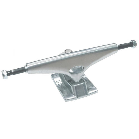 "Buy Krux Trucks K5 Polished Standard Skateboard Trucks 8.5. Set of trucks (PAIR) Suitable for decks 8.375"" - 8.6"" Raw polished silver. Standard height. See more Trucks? Buy now Pay later with Klrana or ClearPay at checkout. Fast Free delivery and Shipping options. Buy now pay later with Klarna and ClearPay at checkout, Payment plans. Tuesdays Skateshop, Bolton. Greater Manchester, UK."