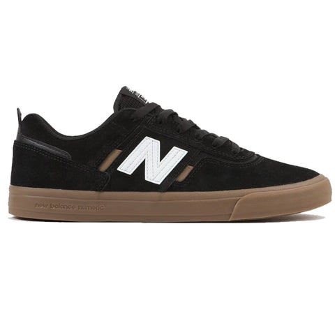 Buy New Balance Numeric 306 Jamie Foy Shoe Black/Gum Sole. Reinforced and remodelled with a tough suede construct & mesh underlays for a breathable experience. Fast Free Delivery and shipping options. Buy now pay later with Klarna or ClearPay payment plans at checkout. Tuesdays Skateshop, Greater Manchester, Bolton, UK.