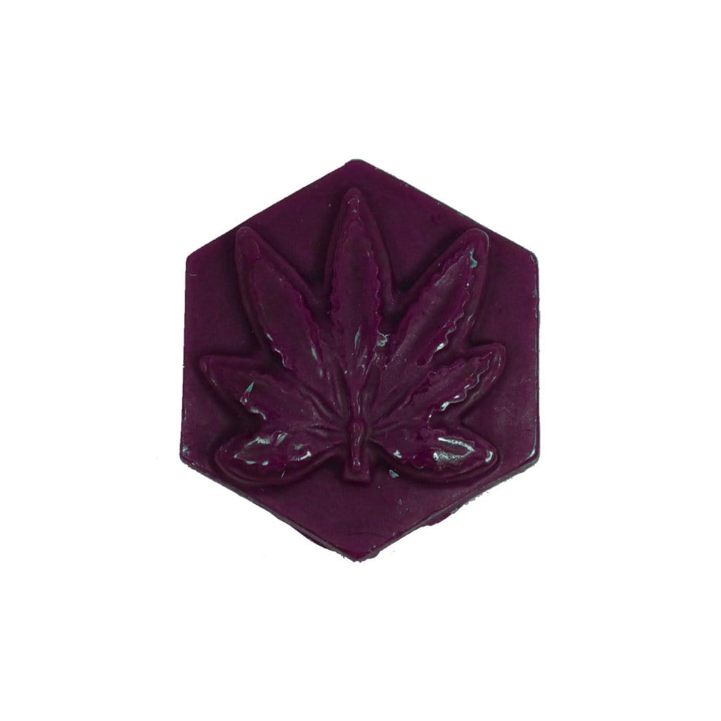 "Buy Ganj Wax Small Purple Haze (Pomegranate scented). ""Likkle one bomb"" With a team scattered all over the globe and close ties to Jamaica & Manchester, Ganj wax really is the lead competitor in its field. Fast Free delivery and shipping options. Buy now pay later with Klanra and ClearPay payment plans at checkout. Tuesdays Skateshop, Greater Manchester, Bolton, UK. Skateboarding Wax."