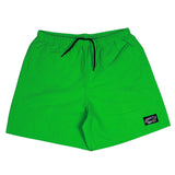 trunks Swimming shorts swim Quartersnacks Water Shorts Neon Lime quarter snacks