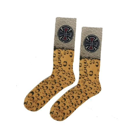 Independent Truck Co. Suds Socks | Beer Socks | Tuesdays Skate Shop | Greater Manchester | UK