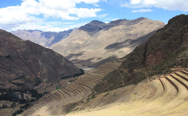 Pisac ancient terraces