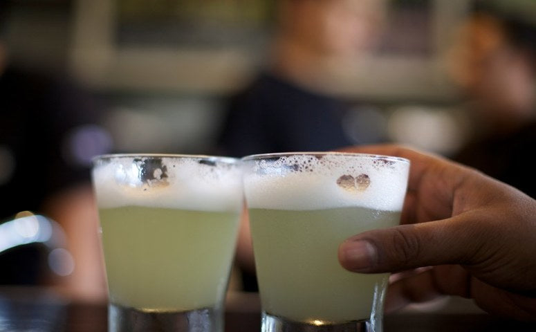 Two Pisco Sour