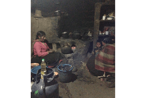 Visit local community social project Cusco