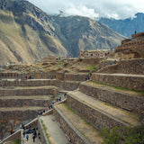 Ollantaytambo ruins at Sacred Valley