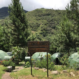 Jungle domes during Salkantay trek