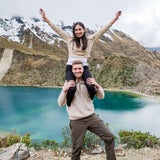Photo humantay lake trekking cusco peru exploor