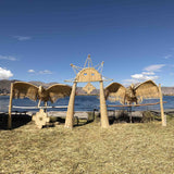 Tour the Uros Floating Islands and Learn about People's Traditions