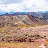 Rainbow Mountain Palccoyo viewpoint
