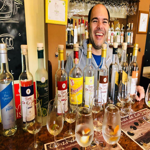 Photo Pisco Tasting Miraflores Lima exploor