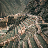 Ollantaytambo ruins in the Sacred Valley Tour