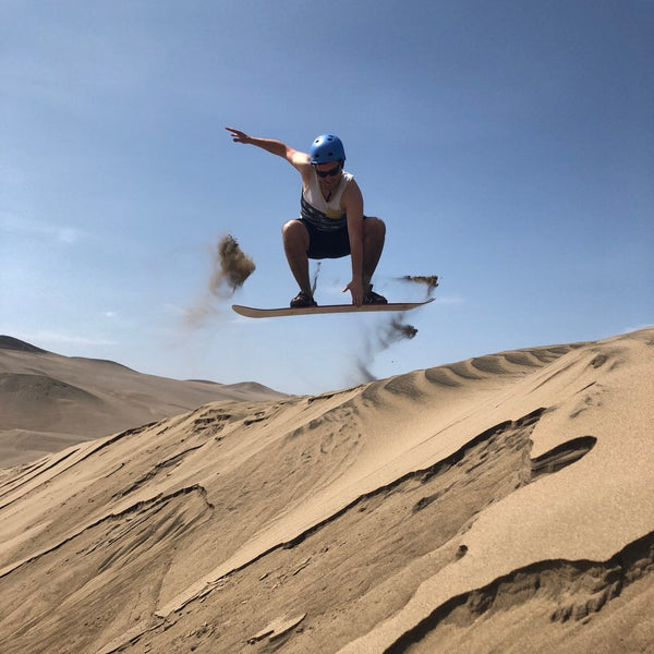 Sandboarding And Off Road Jeep Tour In The Dunes Of Lima