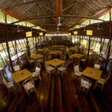 Restaurant heliconia lodge iquitos tour