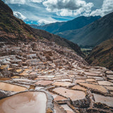 Maras Saltmines from the Sacred Valley tour