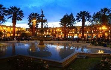 Tours in Arequipa and Places to visit in Arequipa Peru