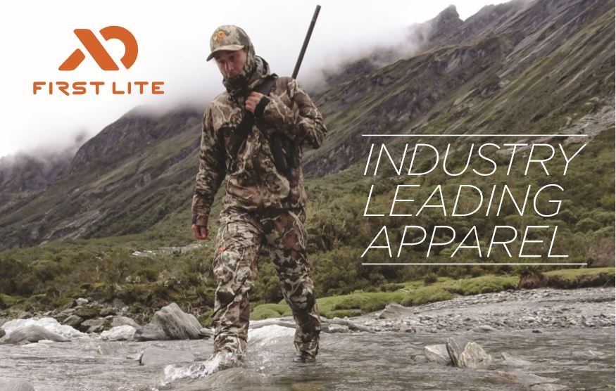 first lite hunting advert