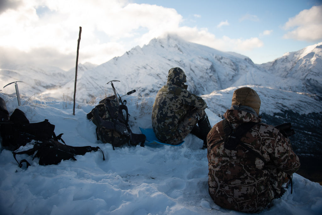 Winter Tahr Hunting