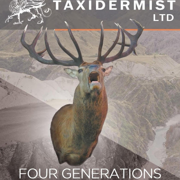 taxidermist Limited cover