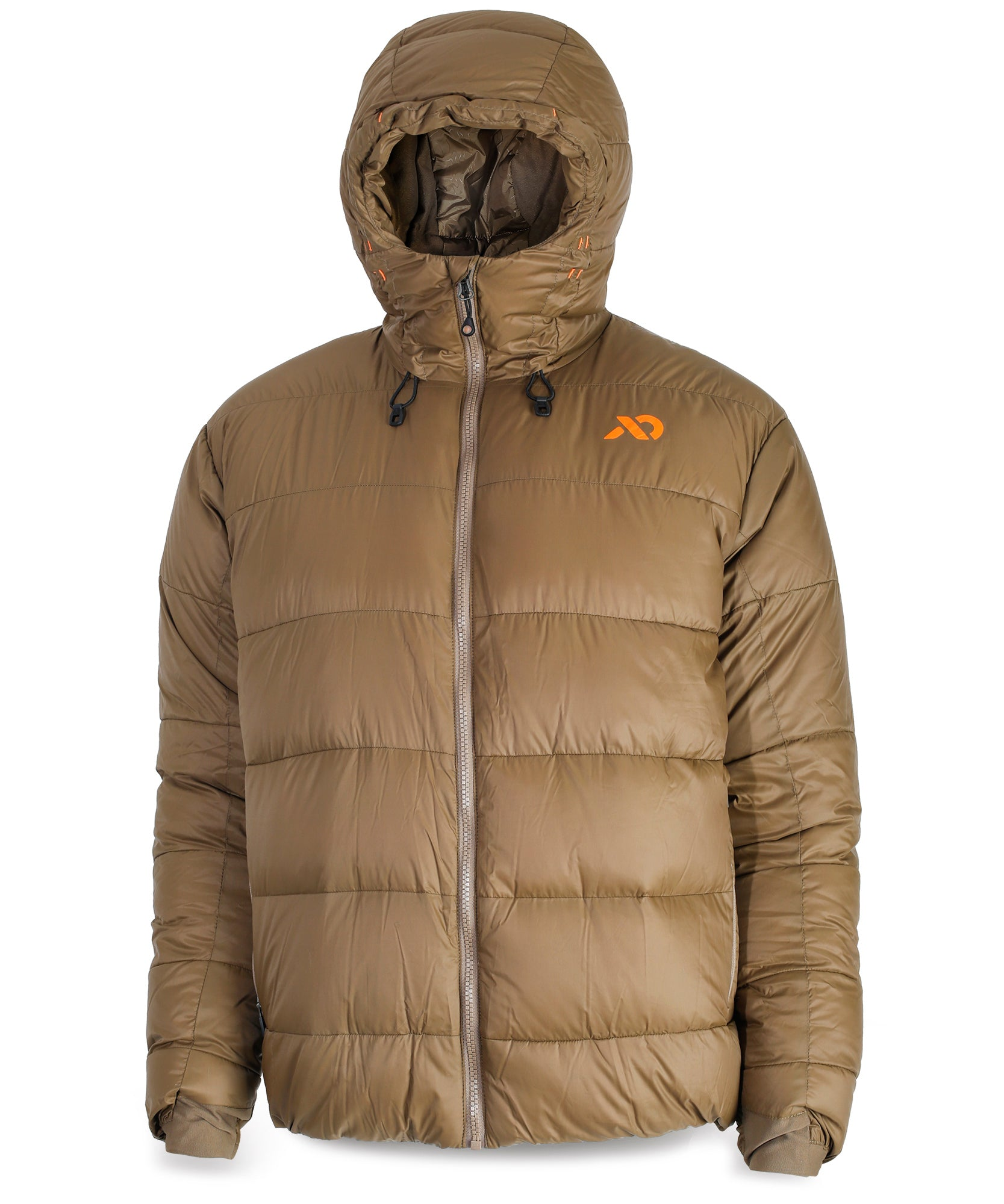 First Lite Chamberlin Down Jacket dry earth