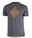 First Lite Men's Aerowool Tech Tee ash grey