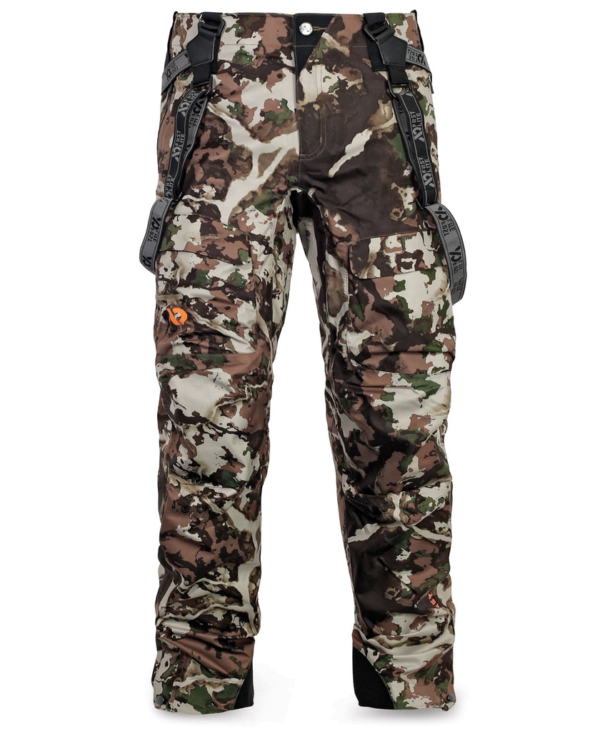 First Lite SEAK Stormtight Rain Pant fusion