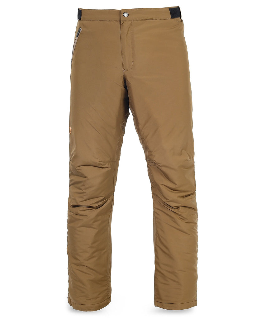 First Lite Umcompahgre Puffy Pant dry earth