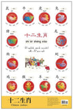 Chinese Festival Wall Chart Set - Simplified Chinese (6-Poster)