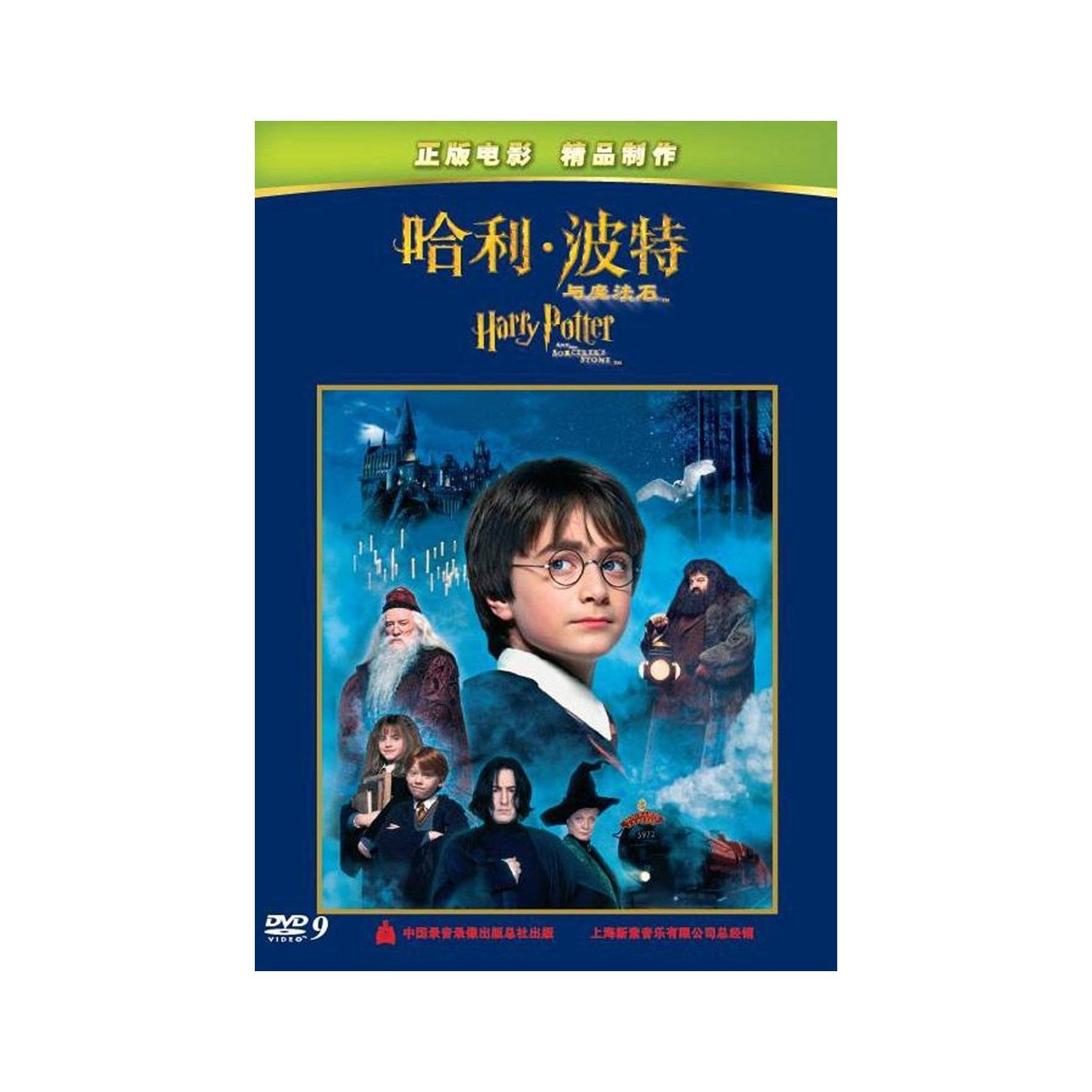 Harry Potter And The Sorcerer's Stone (Mandarin Chinese Edition)
